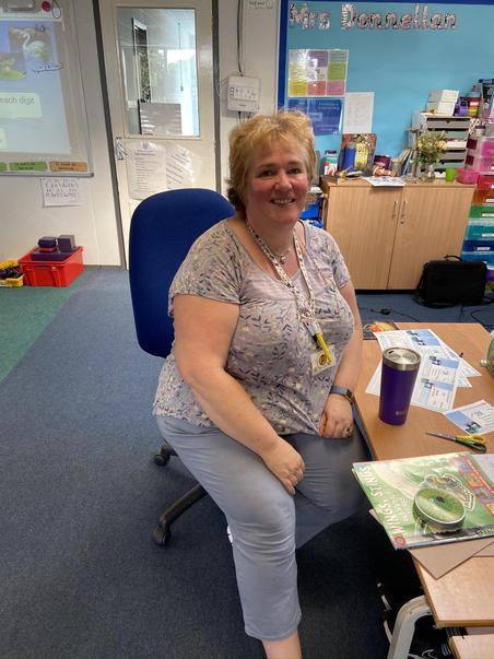 Mrs Sue Joyce