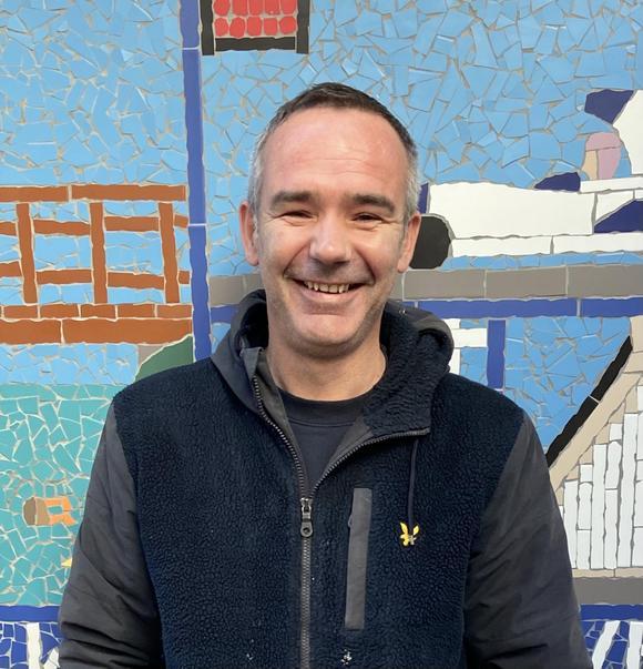 Site Manager - Millbrook & Charlton: Mr Kevin Ayres