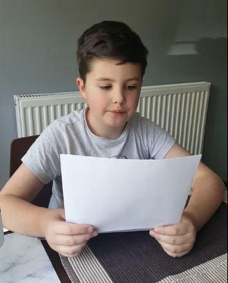 Y4-for confident performance of his Fairness Song
