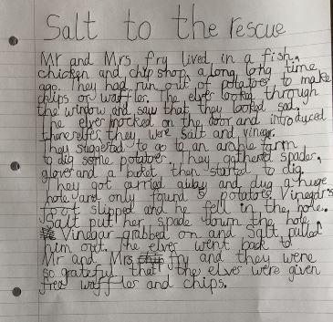 Y2 Charlotte - for a super story