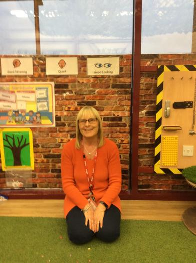 Mrs Lawson- Teaching Assistant