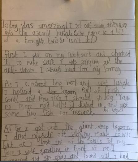 Y3 Archer for great job writing & presenting
