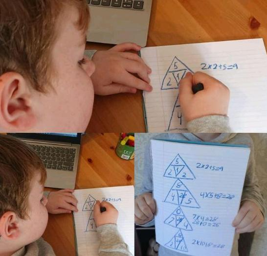 Y2 - for great maths work