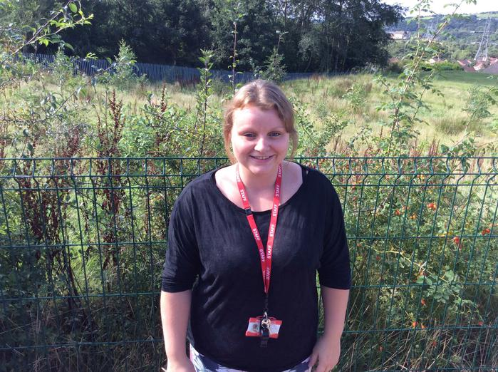 Miss Backhouse- Teaching assistant