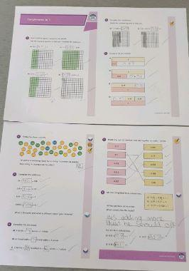 Y6 - Charley for working hard at maths
