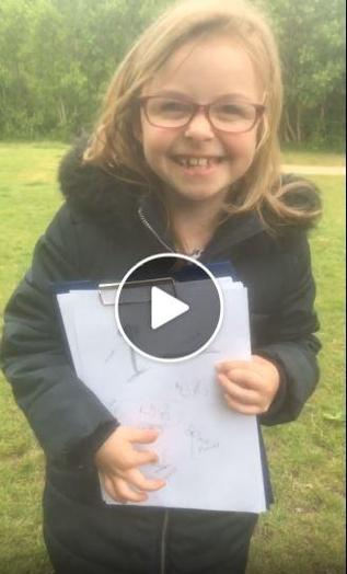 Y3 - for a super drawing of outdoors & description