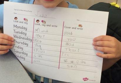 R Jude for super phonics & writing