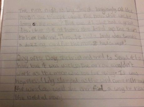 Y3 - Cameron for super writing