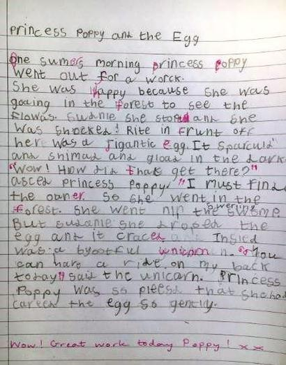 Y1 - Poppy for an amazing story