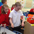 Using a Pulley (Squashed Tomato Challenge)