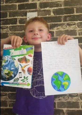 Y3 - for a fantastic book review
