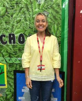 Mrs Andrew- Teaching Assistant