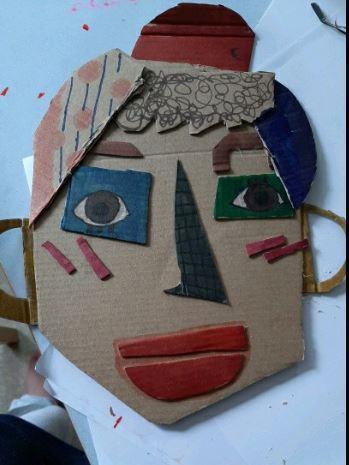 Y6 - Sammie for brilliant artwork