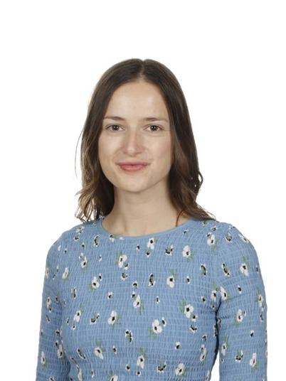 Miss Bartley, Rowan Class Teacher