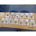Reindeer cards