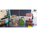 Olive Class Role Play Area