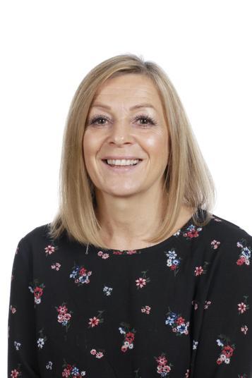 Mrs Karen Browne, Receptionist