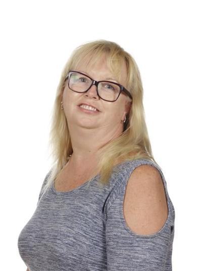 Mrs Janet Eveleigh, Teaching Assistant