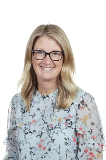 Mrs Reece, Teaching Assistant