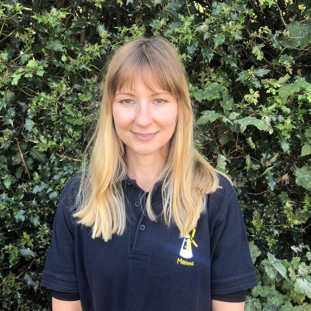 Mrs Kobus Year 5 Teaching Assistant
