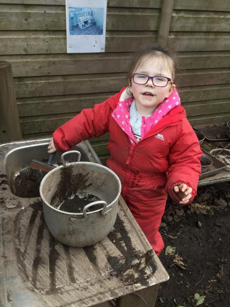 Cooking up a muddy delight