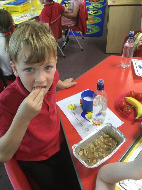 "We tried ""snails"""