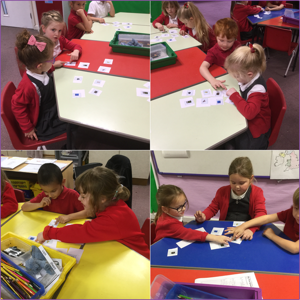 Used our sense of hearing in science.