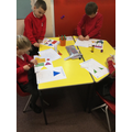 making rockets out of 2D shapes