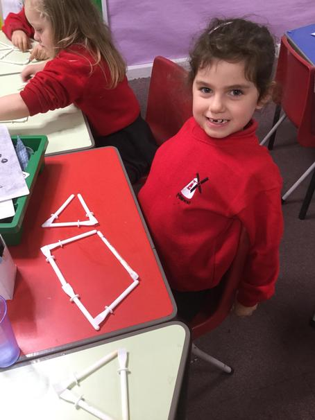 Which shapes have we made?