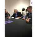 Mr.  Corbyn in meeting with headteachers