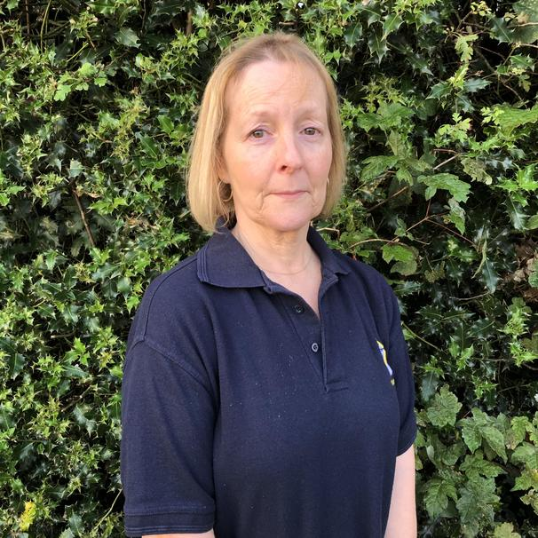 Mrs Martin - Teaching Assistant