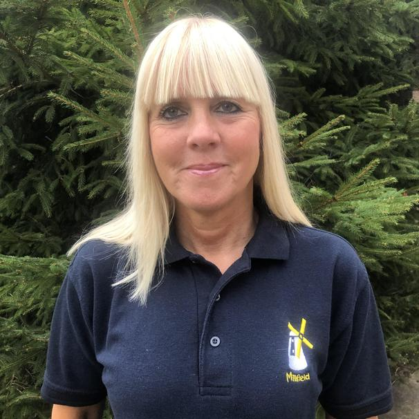 Mrs Pitchford - Teaching Assistant