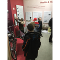 Trip out to Museum of Cannock Chase