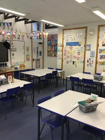 Year 3/4 Classroom