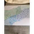 The beginnings of Stanley's pointillism art work