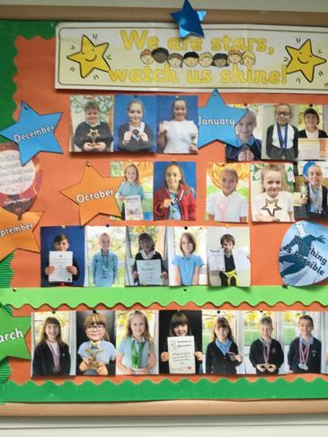 Amazing Stars Board