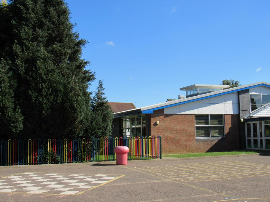 Front Playground and Outdoor Maths Area