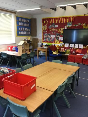 Year 1 & 2 Classroom