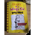 Isaac recommends The Wimpy Kid!