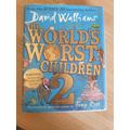 Alfie recommends David Walliams!