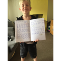 Fabulous writing about 'Stuck' and cress diary too