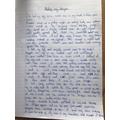 Amazing, imaginative writing from Isabel :-)