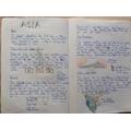Aaron's amazing report