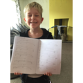 Fabulous number lines George