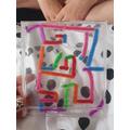 Indi's maze creation