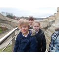 Visiting Lincoln Castle