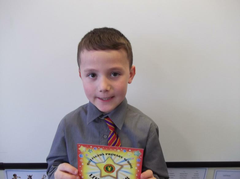Jack Literacy Star