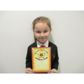 Wanessa Ciepka is our Literacy star