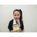 Molly Buller has our lovely manners award