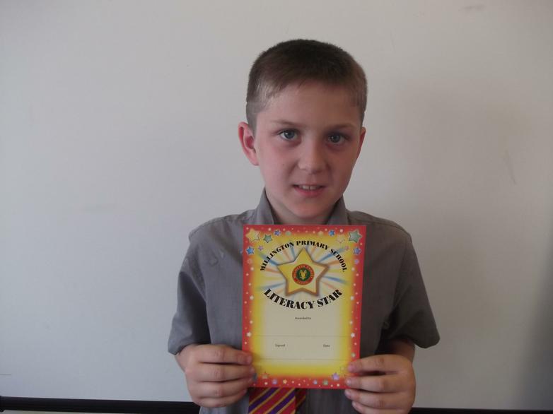 Lewis - Literacy Star